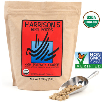 Harrison's High Potency Coarse Bird Food
