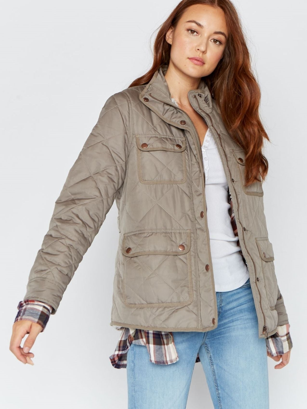 Lucid Dream Jacket Jacket Thread & Supply BLUSH S