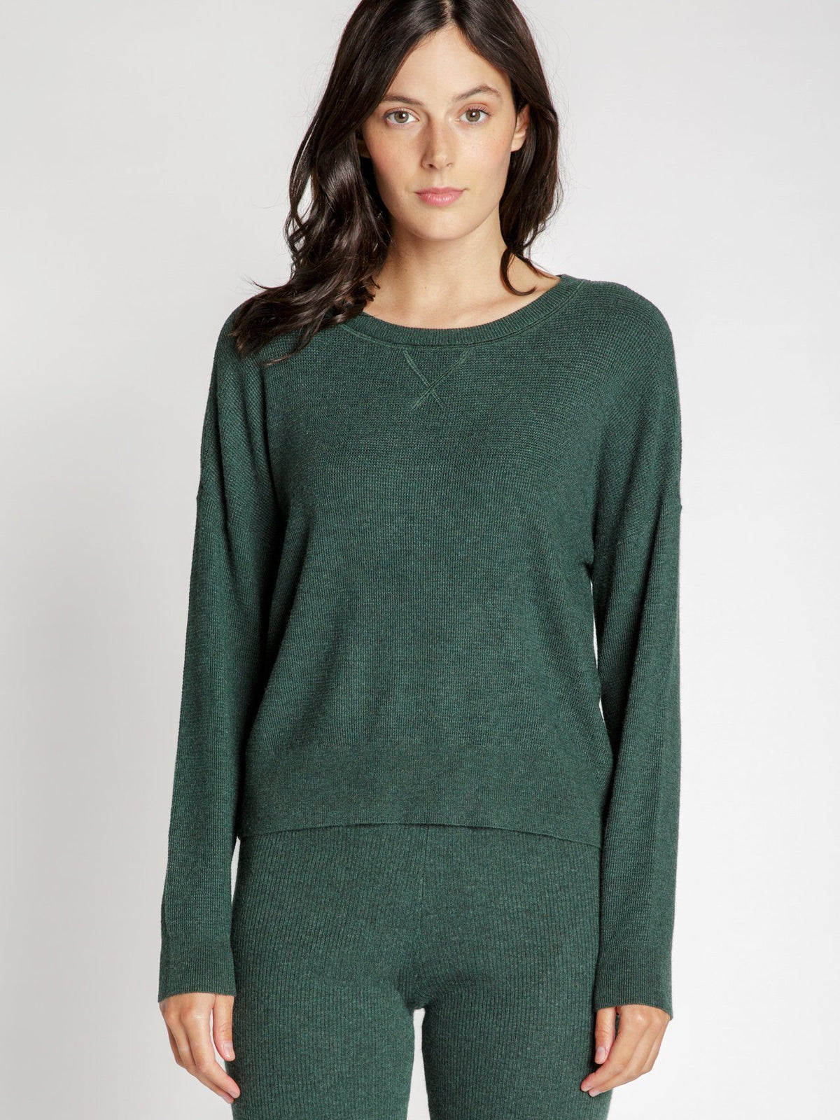 Calvin Thermal Long Sleeve Long Sleeve Thread & Supply S Evergreen