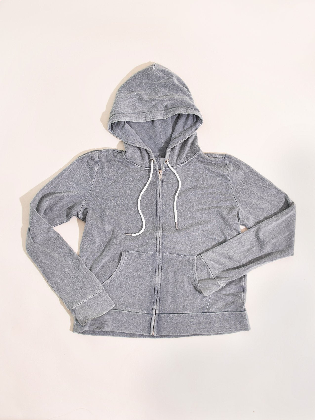 Claire Hoodie Sweater Thread & Supply Light Grey XS