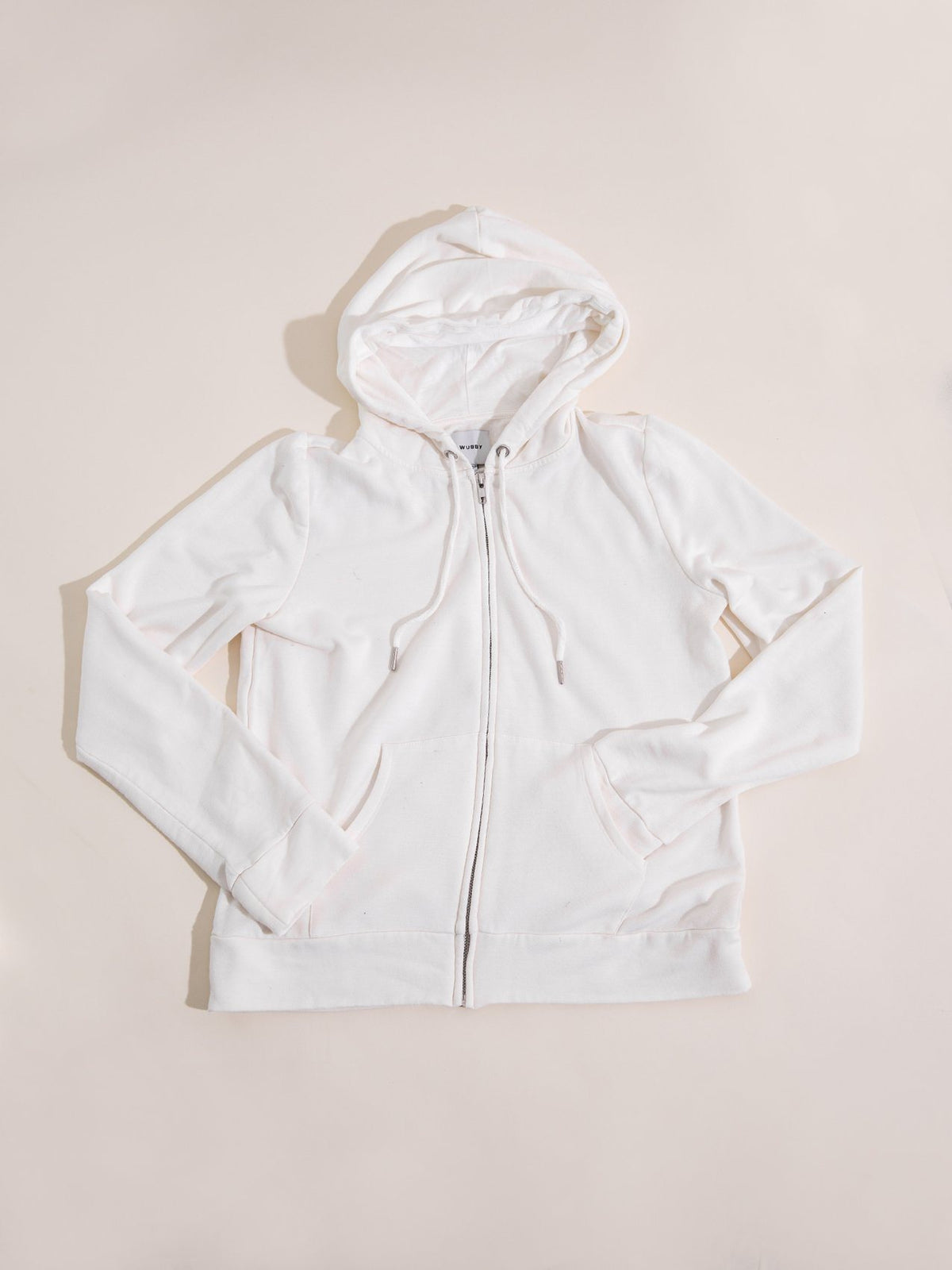 Claire Hoodie Sweater Thread & Supply Whipped Cream XS