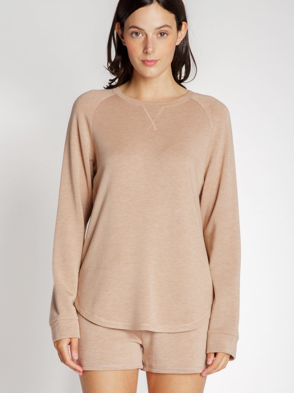 Feel at Home Sweatshirt Unclassified Thread&Supply Brown Sugar S