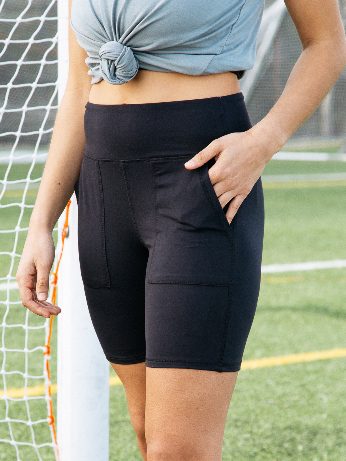 Muna Bike Shorts