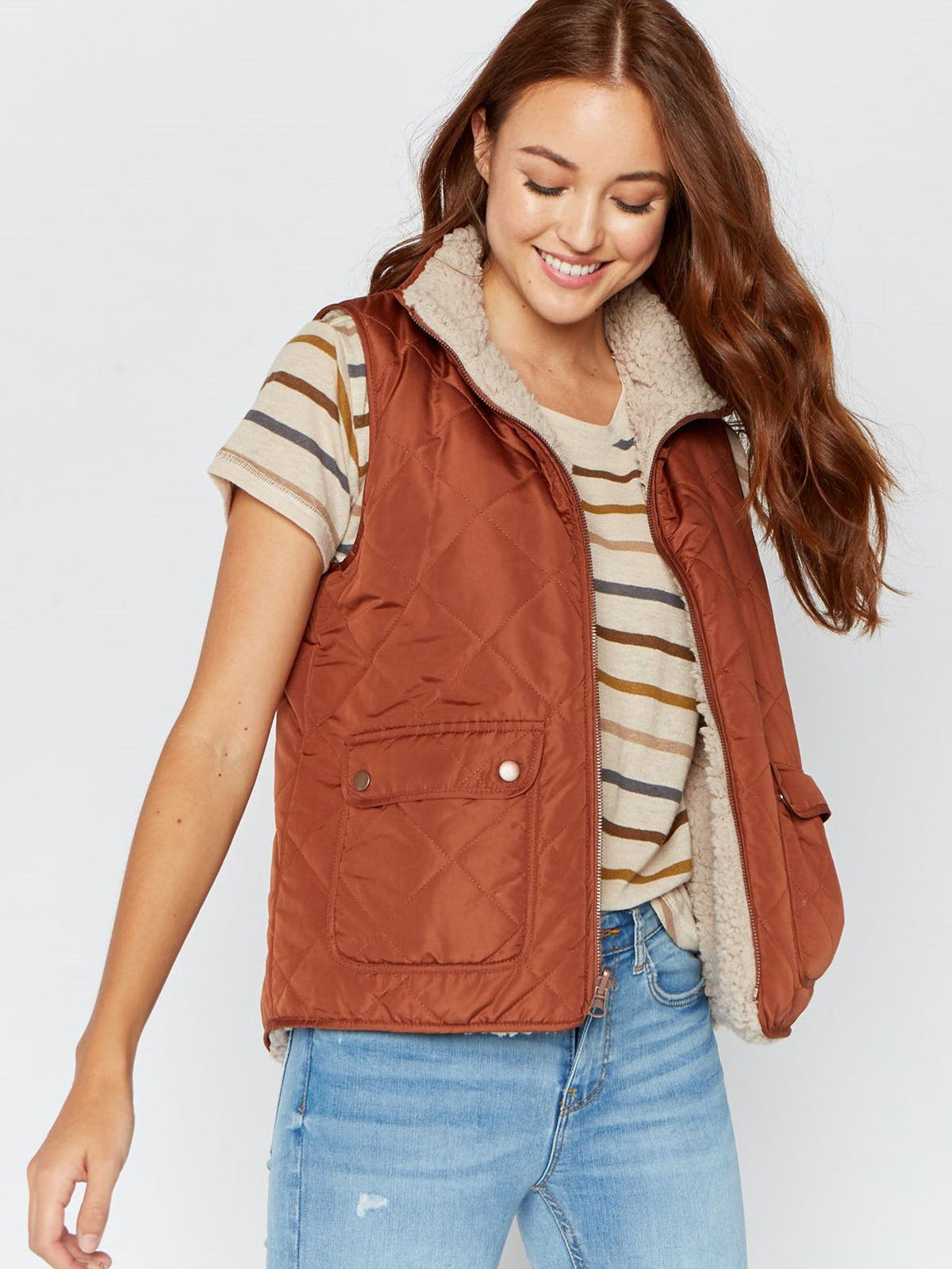 Park City Vest Vests Thread & Supply