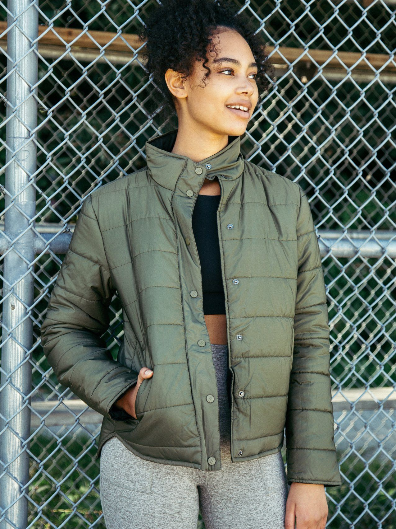 Scala Jacket Jacket Thread & Supply Blush Bone S