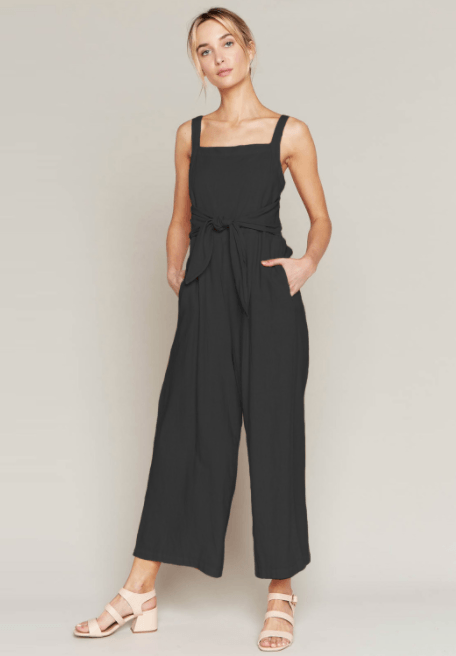 Beach Day Jumpsuit - Thread & Supply