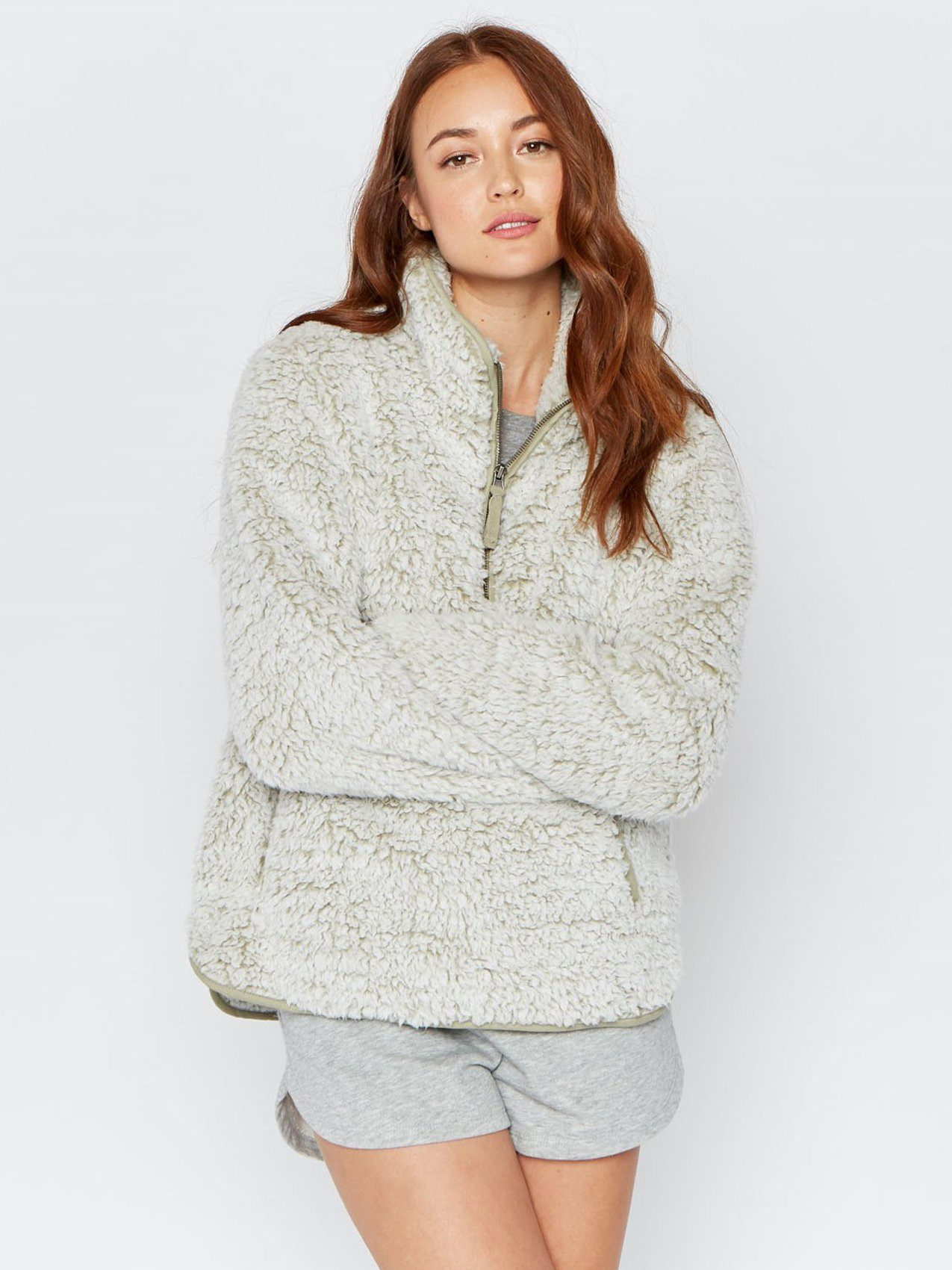 Seven Wonders Pullover Thread & Supply Ivory Leopard S