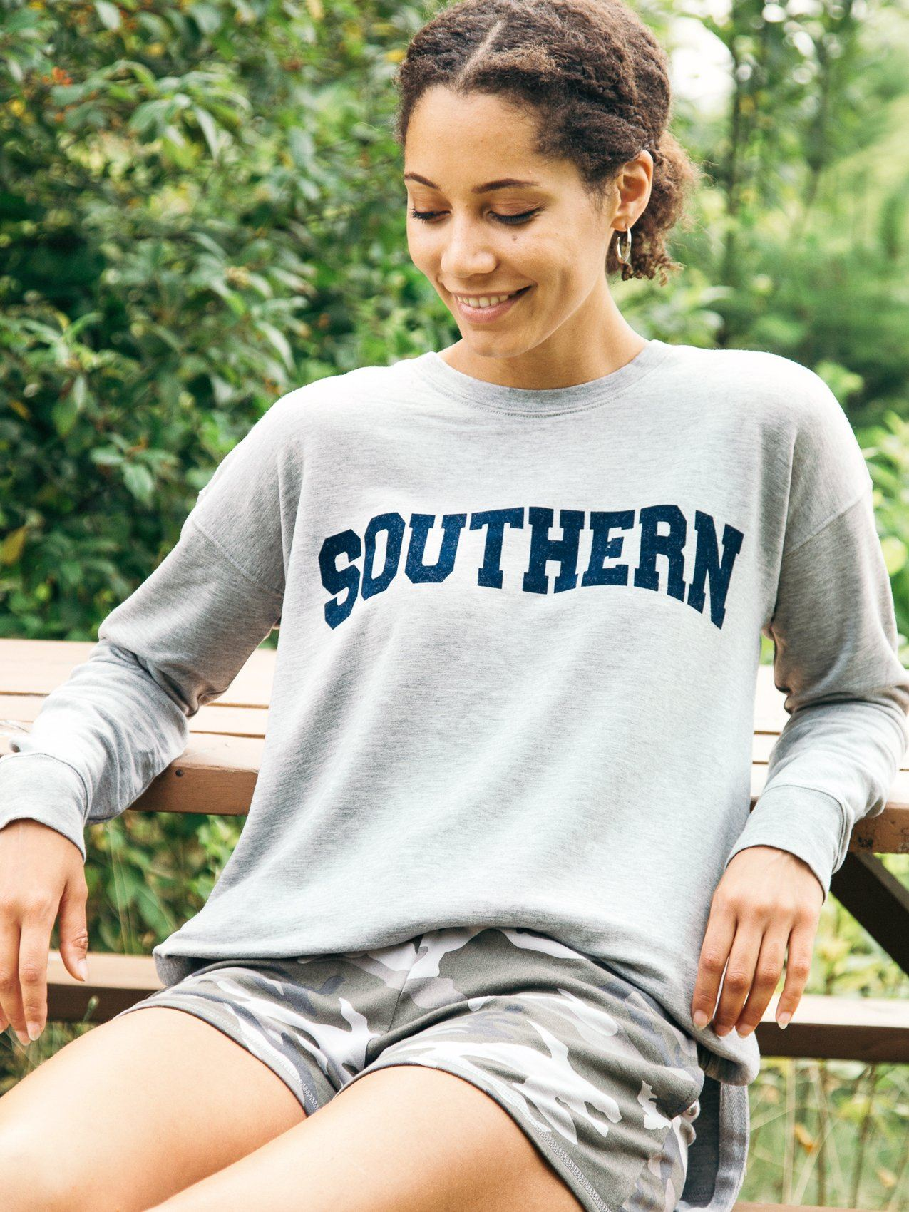 Southern Arden Sweatshirt Sweatshirt Thread & Supply S Heather Grey