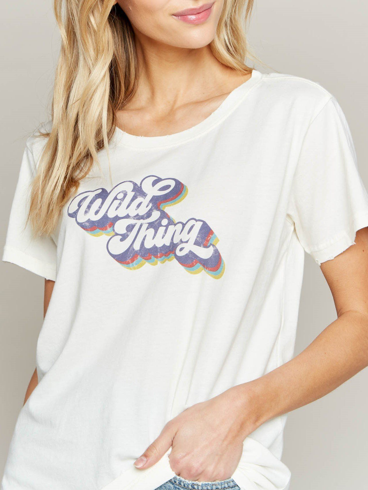 Wild Thing Tee - Thread & Supply