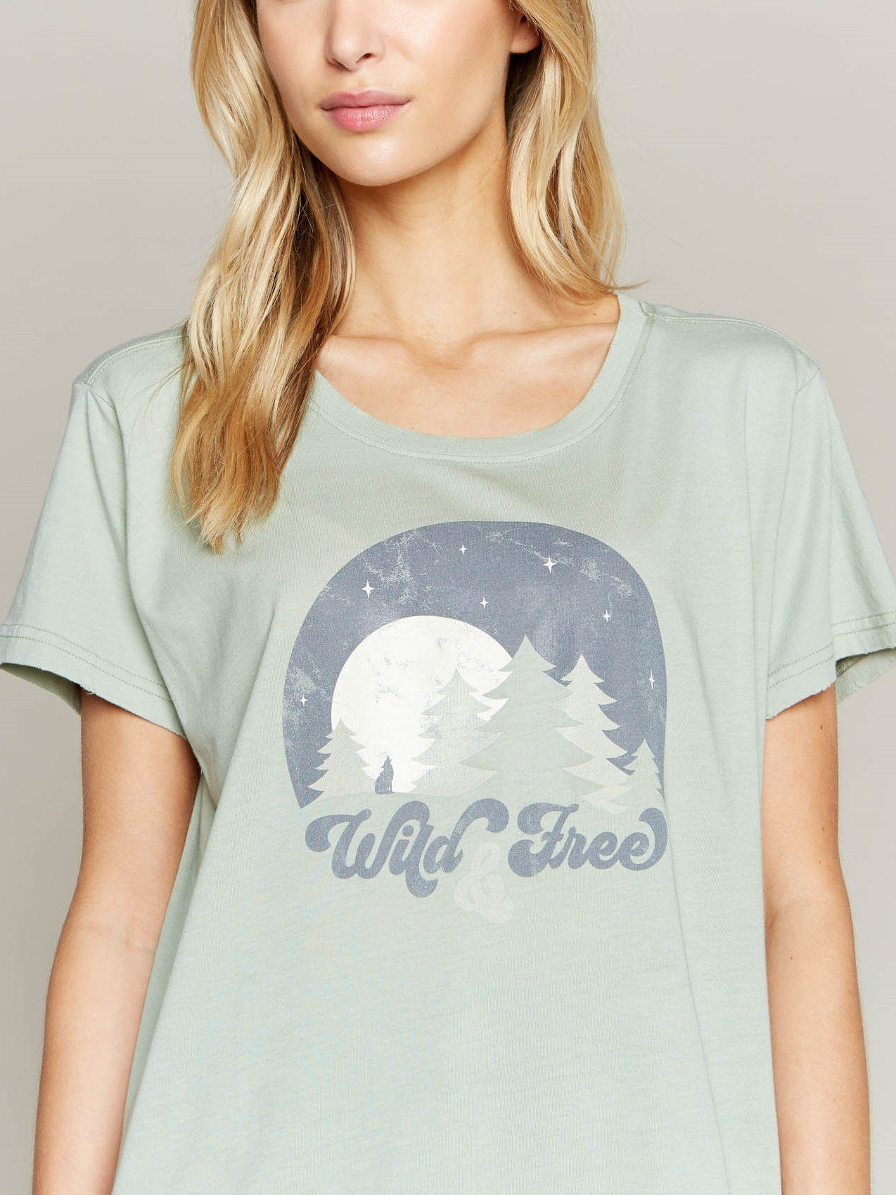 Wild & Free Tee - Thread & Supply