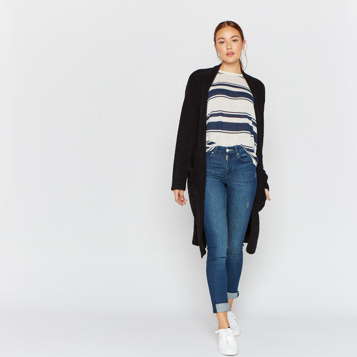 Hailee Cardigan - Thread & Supply