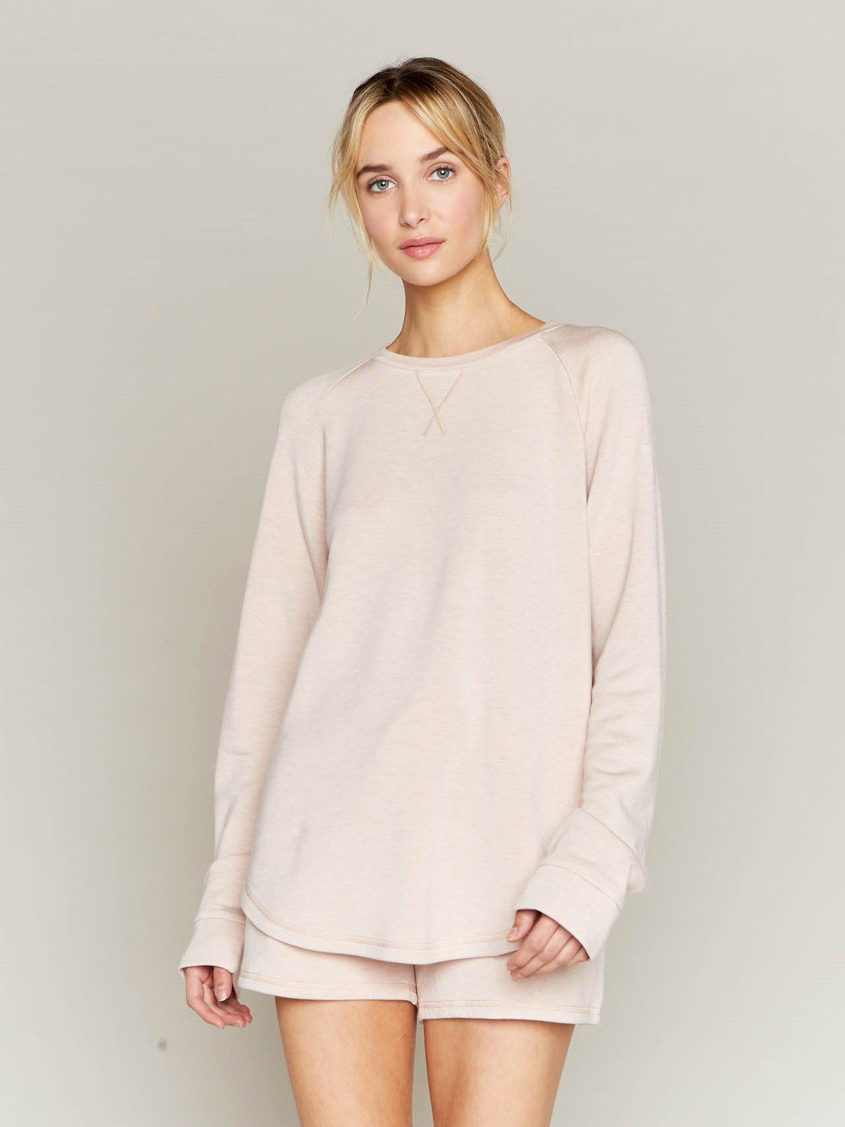 Feel at Home Sweatshirt Unclassified Thread&Supply Dusty Pink S