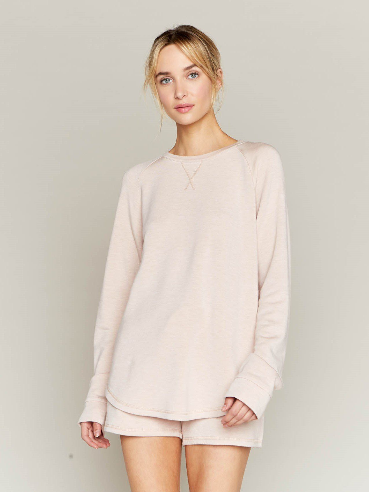 Feel at Home Sweatshirt Unclassified Thread&Supply Oatmeal S