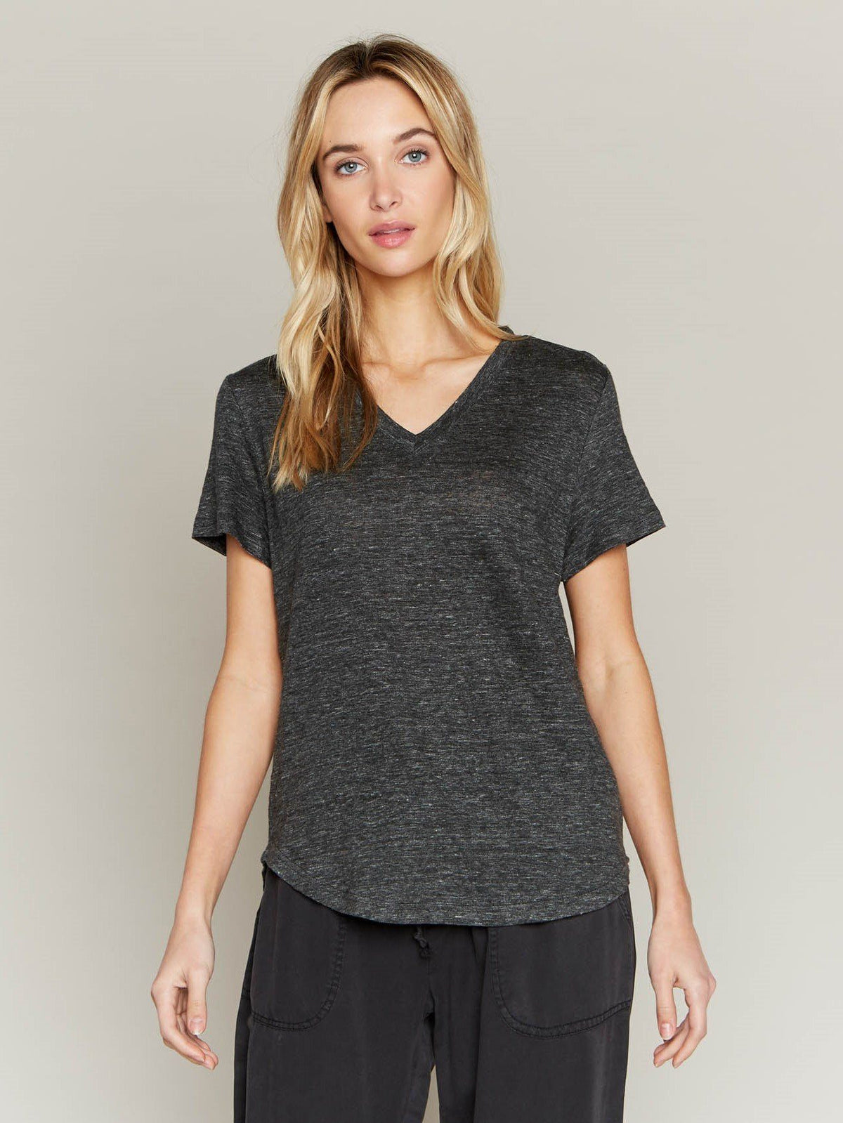 Delta Tee T-shirts Thread & Supply Charcoal S