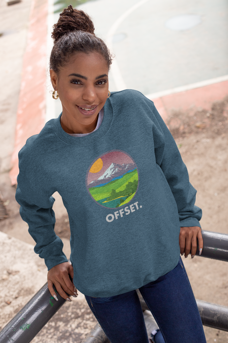 Valley Crewneck (Unisex)