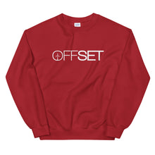 Load image into Gallery viewer, Offset Crewneck Sweater (Unisex)