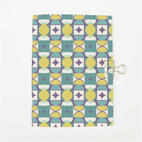 Retro Funk Cover Traveler's Notebook Insert - All Sizes and Patterns C022