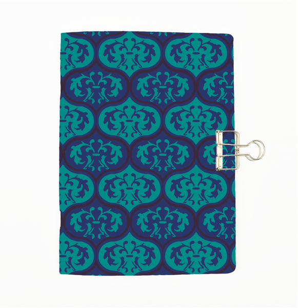 Blue Peacock Cover Traveler's Notebook Insert - All Sizes and Patterns C014