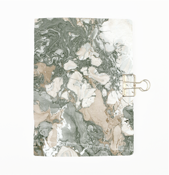 Marble 2 Cover Traveler's Notebook Insert - All Sizes and Patterns C027