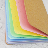 Pastel Rainbow Traveler's Notebook Insert - All Sizes, Plain or Dot Grid