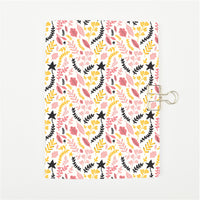 Pale Leaves Cover Traveler's Notebook Insert - All Sizes and Patterns C046