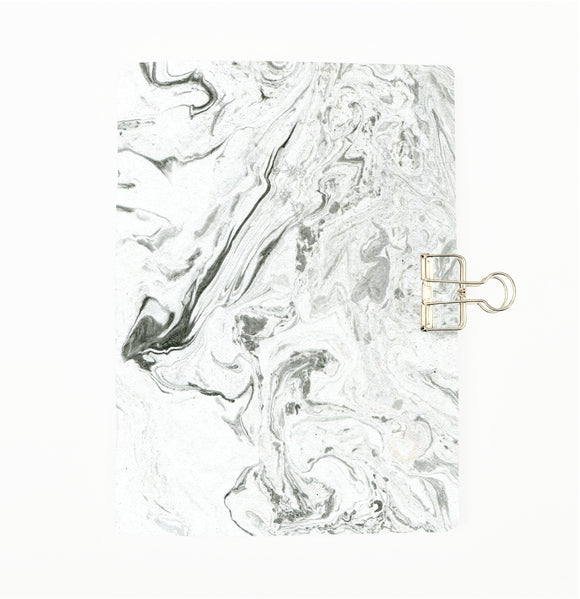 Marble 1 Cover Traveler's Notebook Insert - All Sizes and Patterns C028