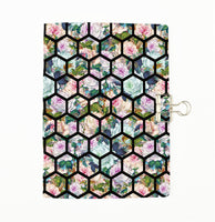 Geometric Rose Cover Traveler's Notebook Insert - All Sizes and Patterns C016