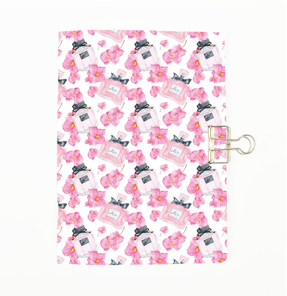 Paris Fashion Perfume Cover Traveler's Notebook Insert - All Sizes and Patterns C117