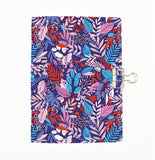 Tropical Leaves 2 Cover Traveler's Notebook Insert - All Sizes and Patterns - C092