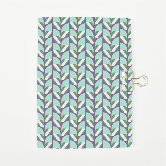 Retro Geometric Cover Traveler's Notebook Insert - All Sizes and Patterns C053