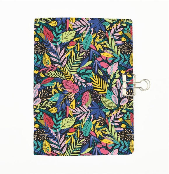 Tropical Leaves 3 Cover Traveler's Notebook Insert - All Sizes and Patterns C093