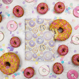 Purple Donuts Cover Traveler's Notebook Insert - All Sizes and Patterns  C079