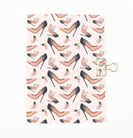 Pink Stiletto Cover Traveler's Notebook Insert - All Sizes and Patterns C100