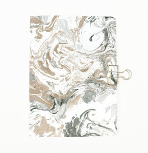 Marble 3 Cover Traveler's Notebook Insert - All Sizes and Patterns C028