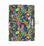 Set of 4 Tropical Leaves Notebook Inserts - All Sizes and Patterns C091/092/093/094