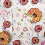Classic Donuts Cover Traveler's Notebook Insert - All Sizes and Patterns C081
