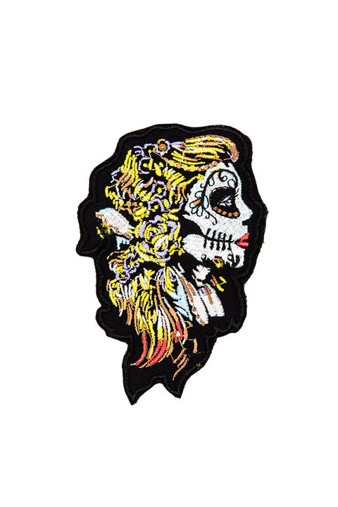 Sugar Skull Princess Patch