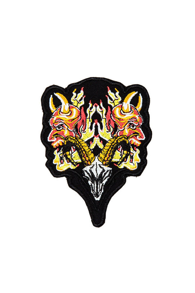 Mirrored Devils Patch