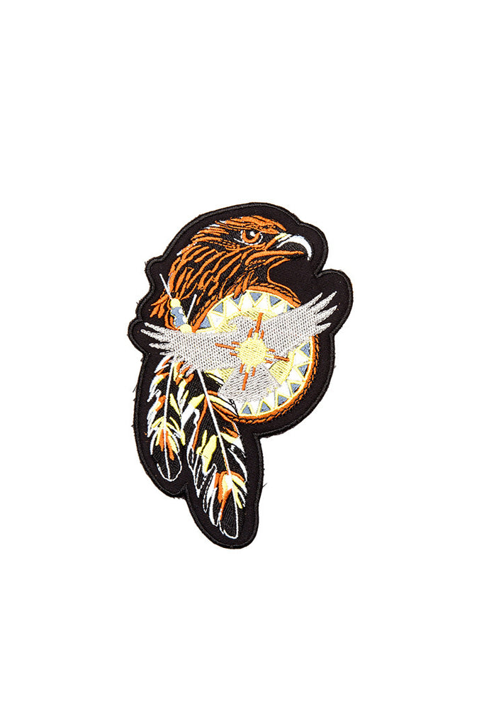 Native Eagle Patch
