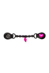 Hot Pink Heart Women's Vest Extender