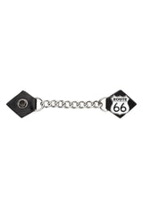 "Chrome Route 66  7.1"" Women's Vest Extender"