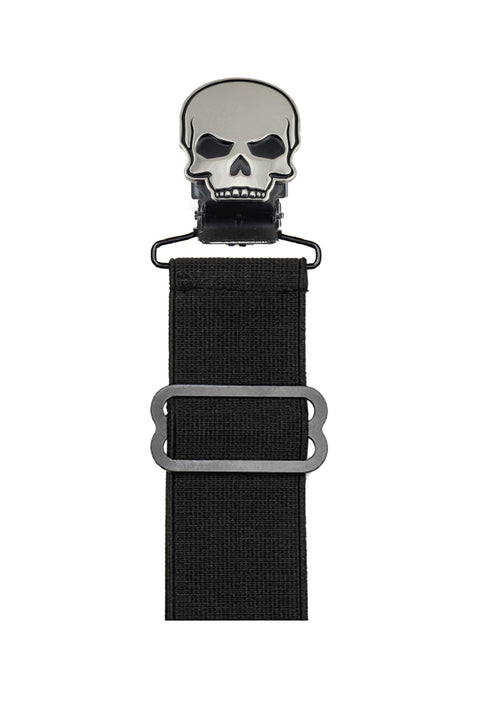 HG Skull Boot Stirrup Set