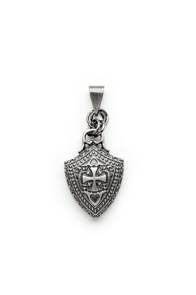 Celtic Just Ride Pendant