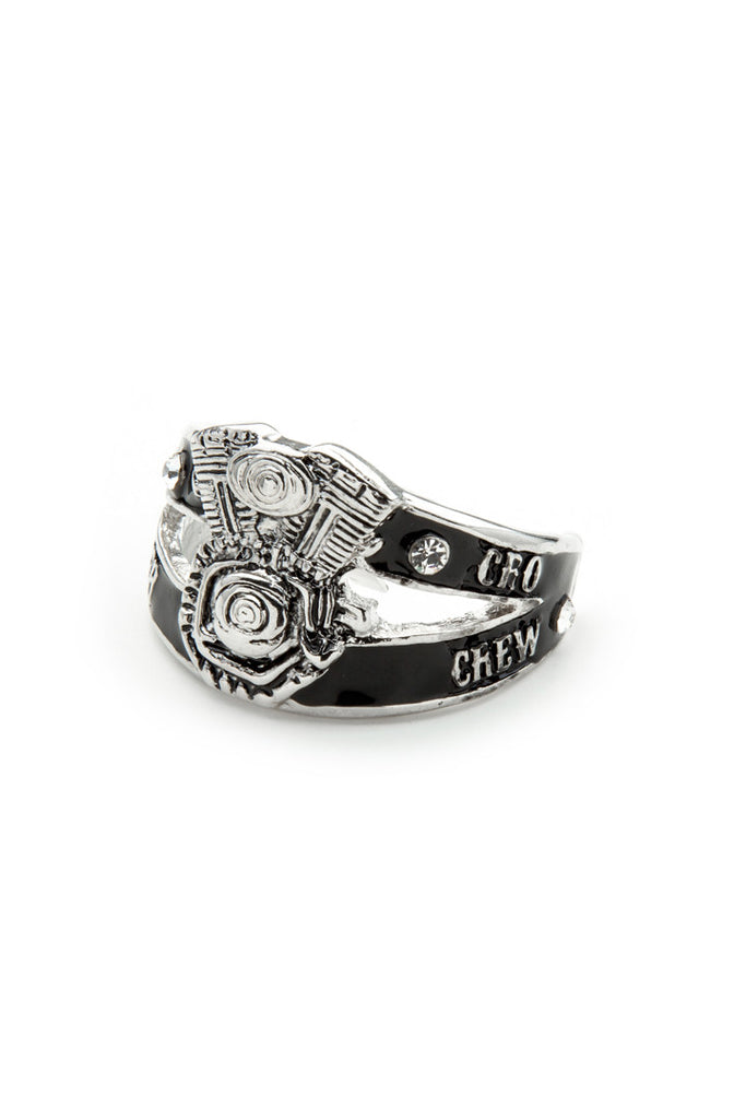 SAMCRO REAPER CREW V-Twin Engine Hair Ringz