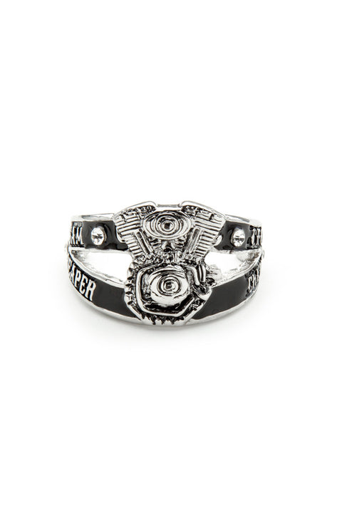 - Hair Pin - SAMCRO REAPER CREW V-Twin Engine Hair Ringz - 2