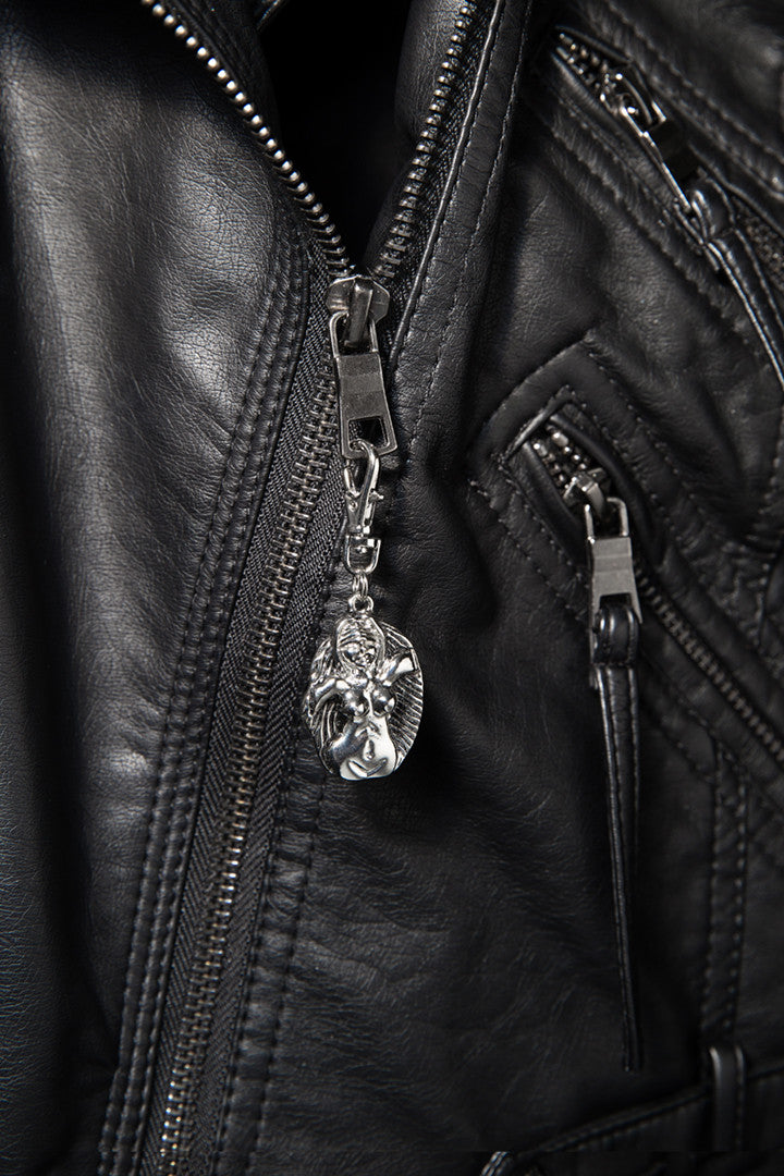 - Jacket Zipper Pull - Dream Girl Zipper Pull - 2