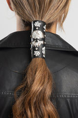 Skulls & Roses Cut-out w/Lace Hair Glove®
