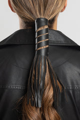 Wrap Cut Outs & Fringe Hair Glove®