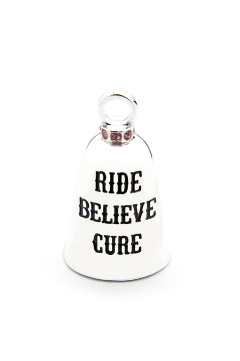- Biker Bell - Cancer Awareness Bell - 3