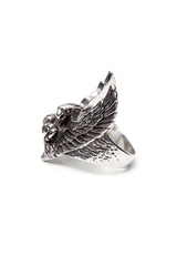 - Stainless Steel Ring - American Eagle Ring - 3